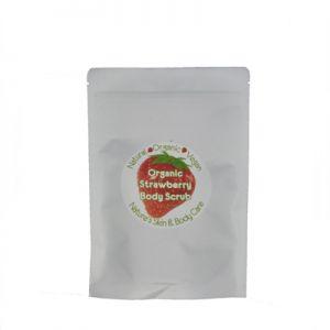 Organic Body Scrub 250g - 5 to choose from