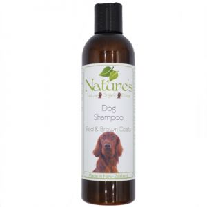 Dog Shampoo - Red & Brown Coats 250ml