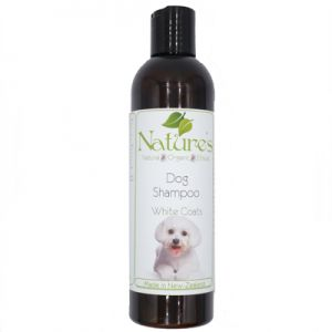 Dog Shampoo - White Coats 250ml