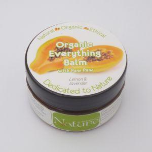 Organic Everything Balm - with Paw Paw 50g
