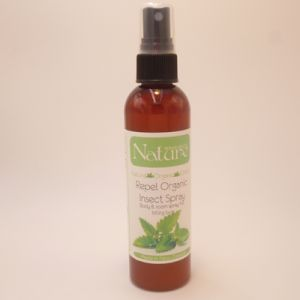 Repel Organic Insect Spray - 120ml