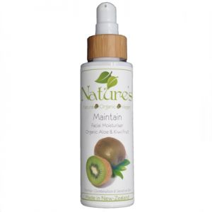 Maintain Face Moisturiser for normal-combination and dehydrated. Natural, organic and vegan.