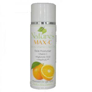 Max-C Vitamin C Moisturiser 100ml