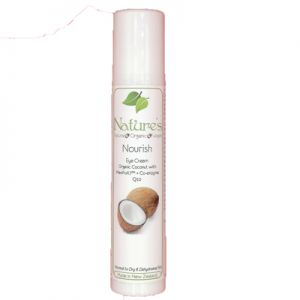 Nourish Eye Cream with chia &  coenzyme Q10 50ml