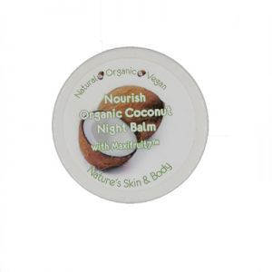 Nourish Organic Coconut Night Balm from 100gm