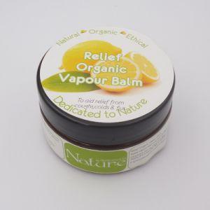 Relief Organic Vapour Balm