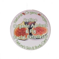 Refine facial exfoliator 100gm for normal to dry skin