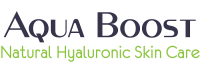 Aqua Boost Natural Hyaluronic Skin Care