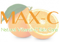 Max-C - Natural Vitamin C Skin Care