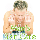 Men's Care - Natural Skin care products for men